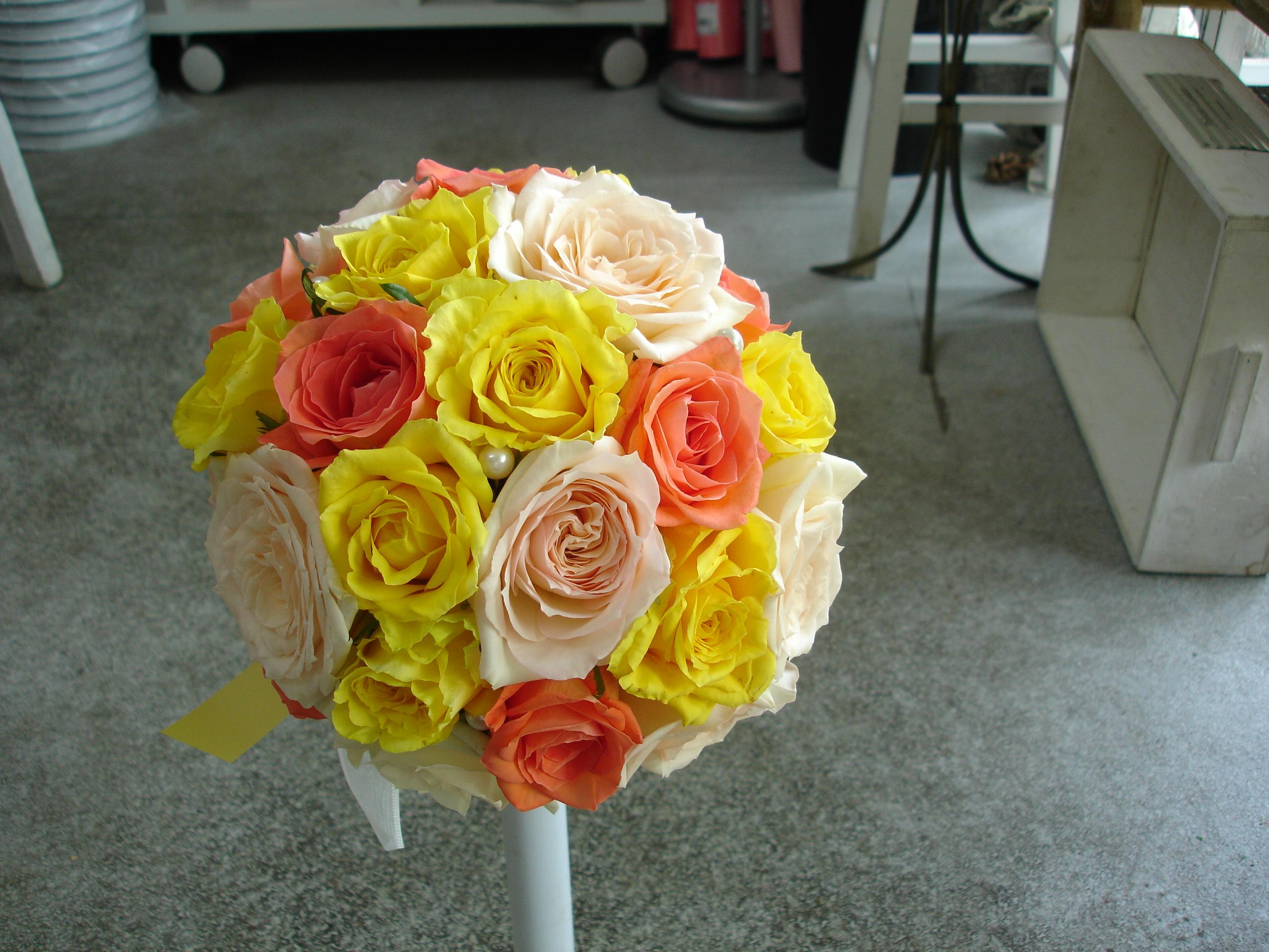 薔薇のお花
