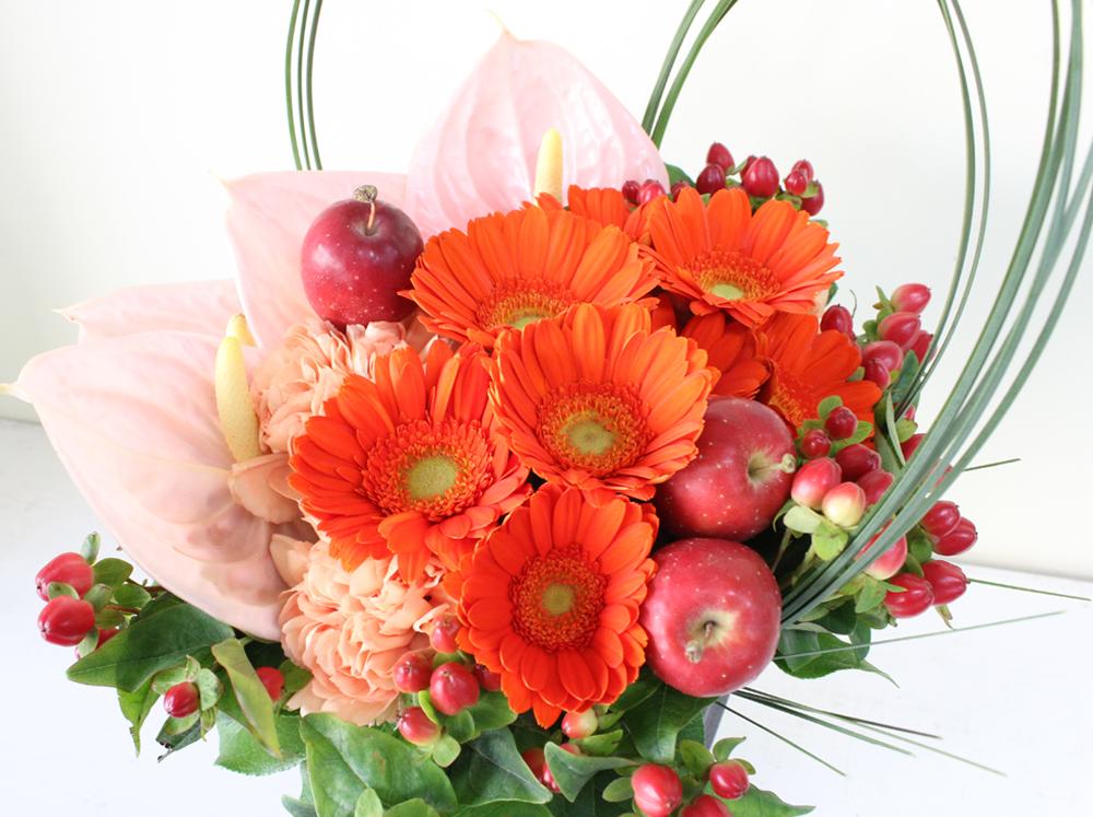 盛り花(りんご)